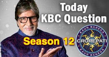 Kaun Banega Crorepati season 12